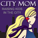 City Mom Badge
